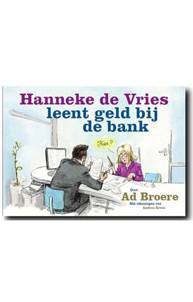 Hanneke-de-Vries-leent-geld-bij-de-bank