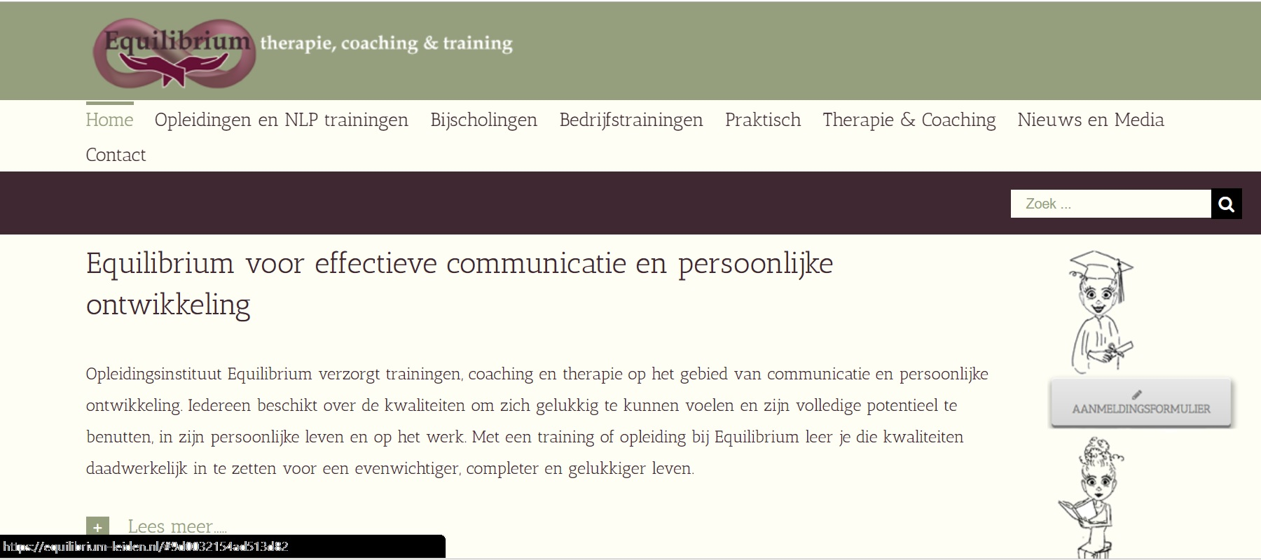 website-equilibrium-teksten