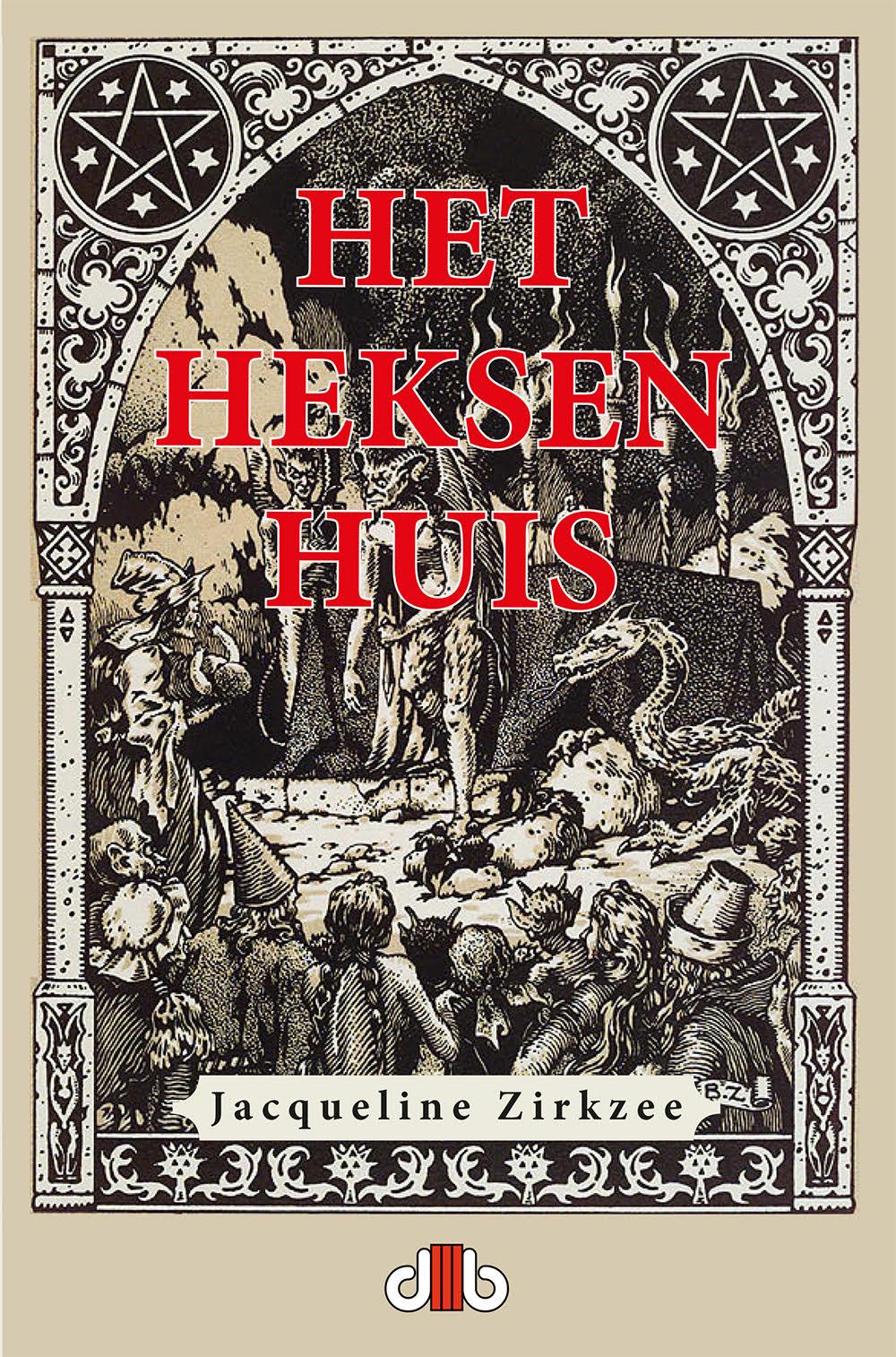 Het Heksenhuis cover